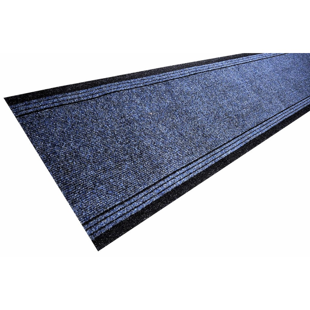 Living Line Läufer »Kongo«, rechteckig, 7 mm Höhe, Schmutzfangläufer, Schmutzfangteppich, Schmutzmatte, Meterware, In- und Outdoor geeignet