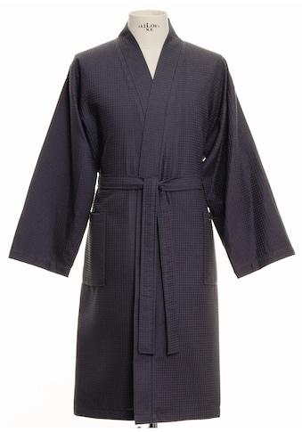 Möve Kimono »Homewear«, Piquée-Oberfläche kaufen