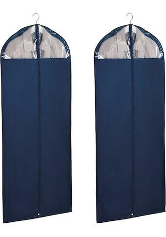 WENKO Kleidersack »Business«, (Set, 2 St.), Polyester, 150 x 60 cm kaufen