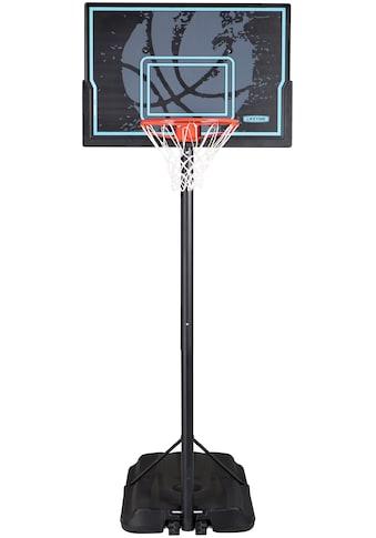 50NRTH Basketballkorb »Texas«, höhenverstellbar schwarz/blau kaufen