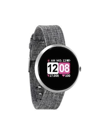 X-Watch Smartwatch »SIONA COLOR FIT«, ( Die smarte Fitnessuhr für die modebewusste Frau) kaufen