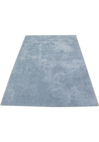 LeGer Home by Lena Gercke Hochflor-Teppich »Lucia«, rechteckig, 30 mm Höhe, weiche Haptik, Wohnzimmer kaufen