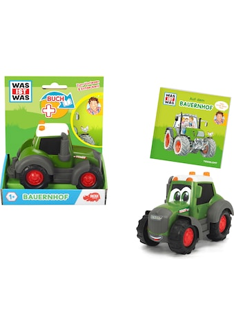 """Dickie Toys Spielzeug - Traktor """"Was ist Was  -  Bauernhof"""" kaufen"""