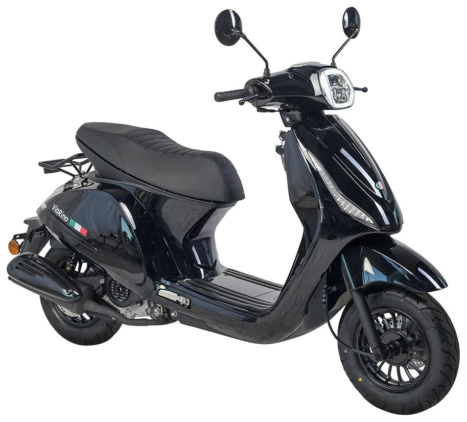 Hauptständer Mittelständer 10 Zoll schwarz Baumarkt Motor Roller 50ccm 4Takt