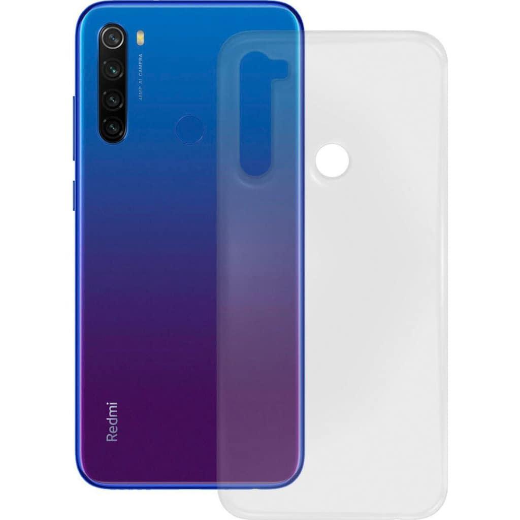 PEDEA Handytasche »Soft TPU Case für Xiaomi Redmi 8T«