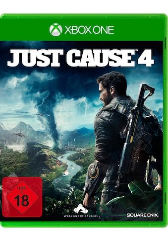 SquareEnix Spiel »Just Cause 4«, Xbox One, Software Pyramide kaufen