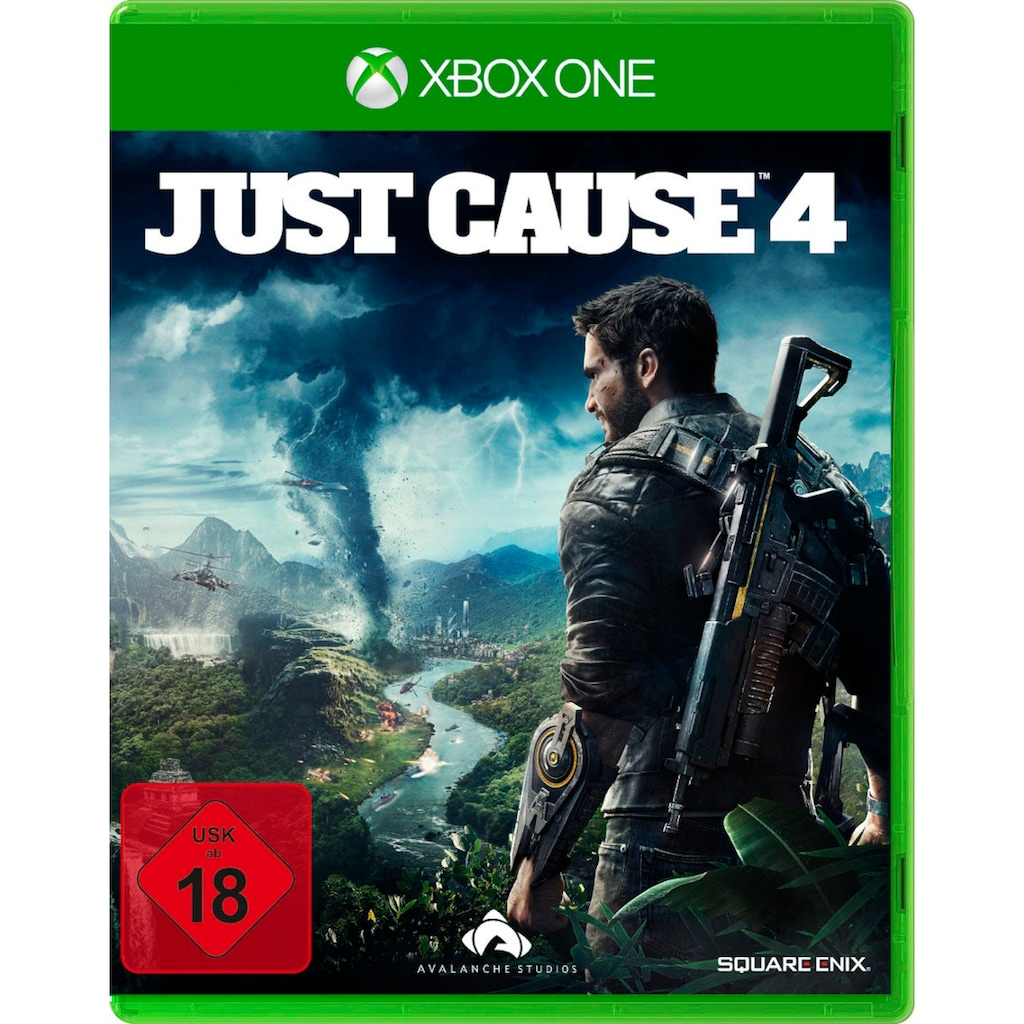 SquareEnix Spiel »Just Cause 4«, Xbox One, Software Pyramide