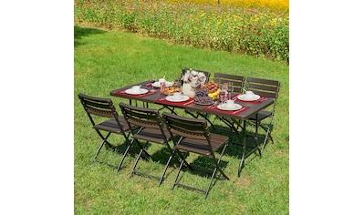 Garden Pleasure Klapptisch »Tabora« kaufen