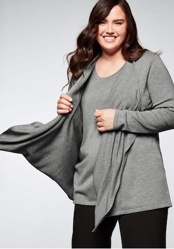 Sheego 2 - in - 1 - Pullover kaufen