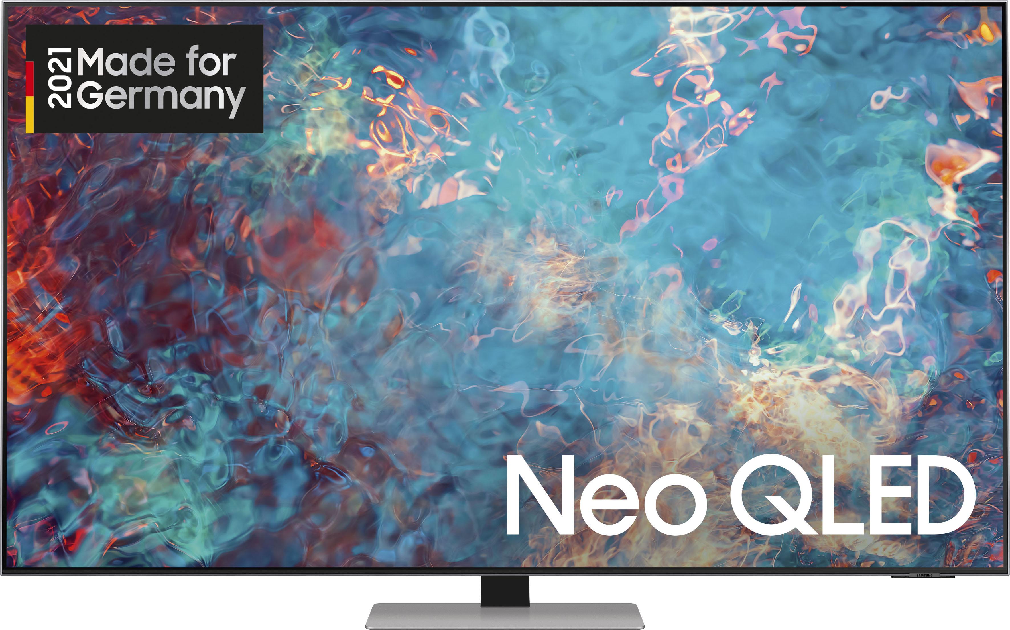 Samsung QLED-Fernseher GQ85QN85AAT , 214 cm 85 , 4K Ultra HD, Smart-TV