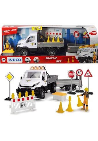 """Dickie Toys Spielzeug - Auto """"Playlife  -  Traffic Set"""" kaufen"""
