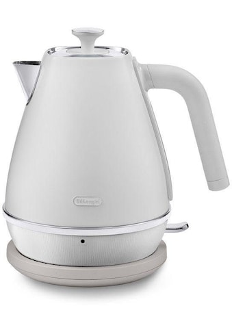 De'Longhi Wasserkocher, Distinta Moments, KBIN 2001.W – Sunshine White, 1,7 Liter, 2000 Watt kaufen