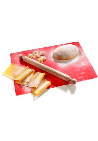 imperia Backmatte, inkl. Teigrolle aus Holz kaufen