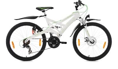KS Cycling ATB »4Masters«, 21 Gang, Shimano, Tourney Schaltwerk, Kettenschaltung kaufen