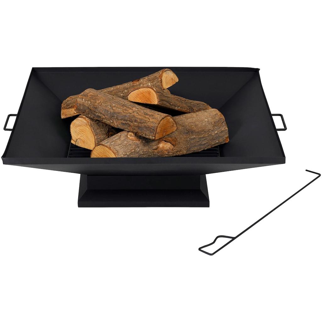 Tepro Feuerstelle »Penfield«, BxLxH: 91x80x17,5 cm