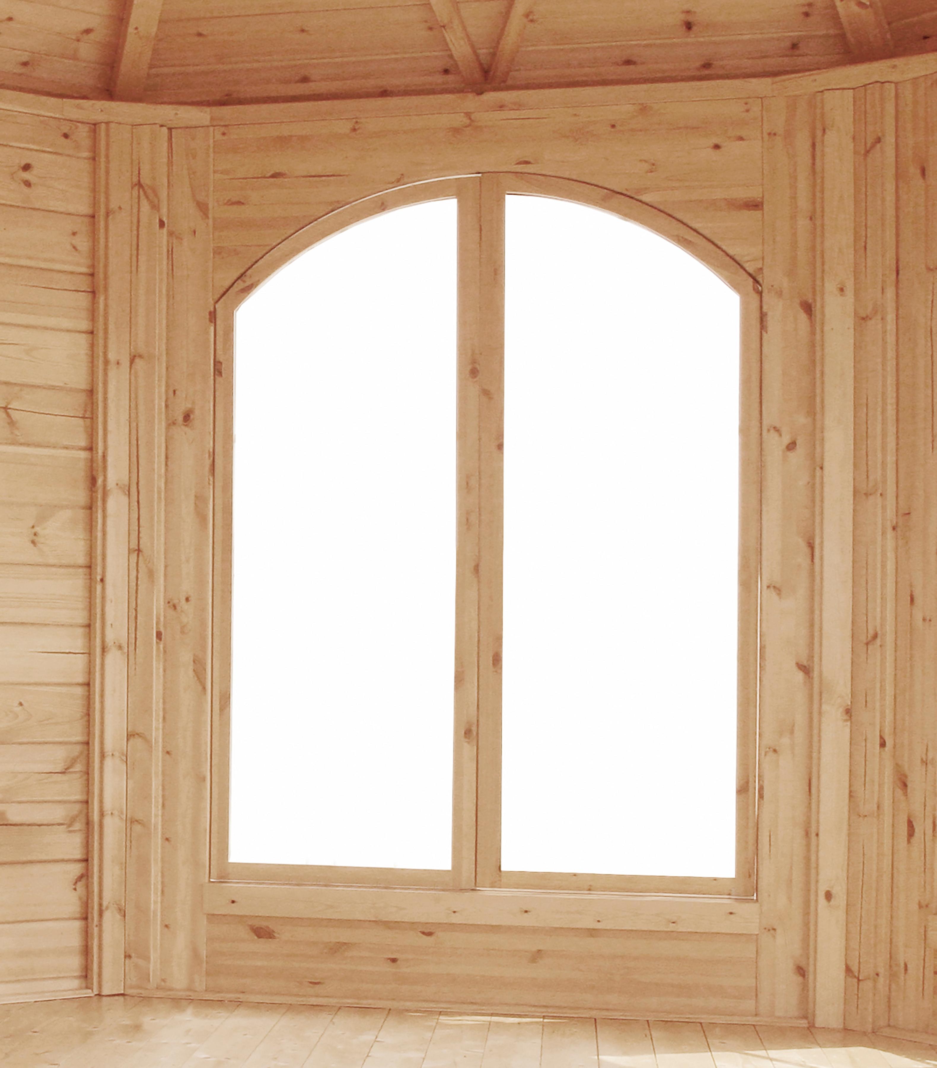 WOLFF FINNHAUS Fenster BxH: 123x157 cm | Baumarkt > Modernisieren und Baün > Fenster | WOLFF FINNHAUS