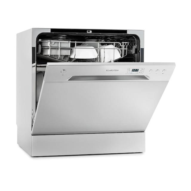 Klarstein Geschirrspülmaschine Mini-Geschirrspüler »Amazonia-8-S«