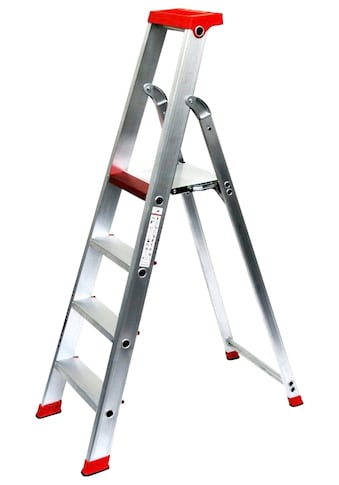 Stehleiter 3 m, 4 - stufig kaufen
