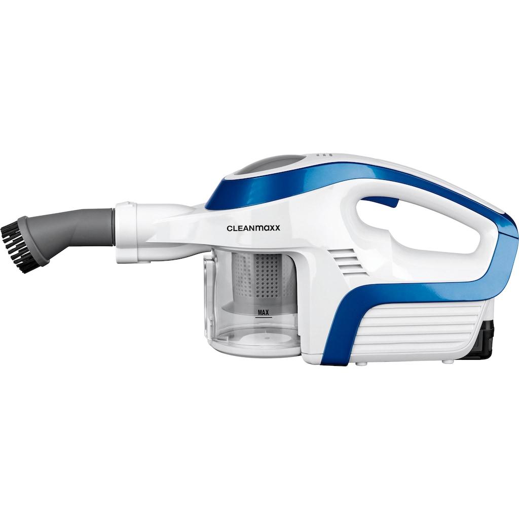 CLEANmaxx Akku-Handstaubsauger »CLEANmaxx PC-P008E«