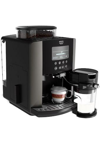 Krups Kaffeevollautomat »EA819E Arabica Latte Quattro Force« kaufen