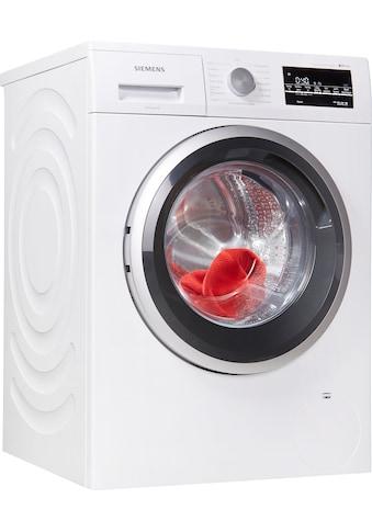 SIEMENS Waschmaschine »WM14US70«, iQ500, WM14US70, 9 kg, 1400 U/min kaufen