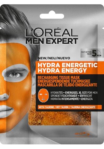 """L'ORÉAL PARIS MEN EXPERT Tuchmaske """"Hydra Energy"""" kaufen"""