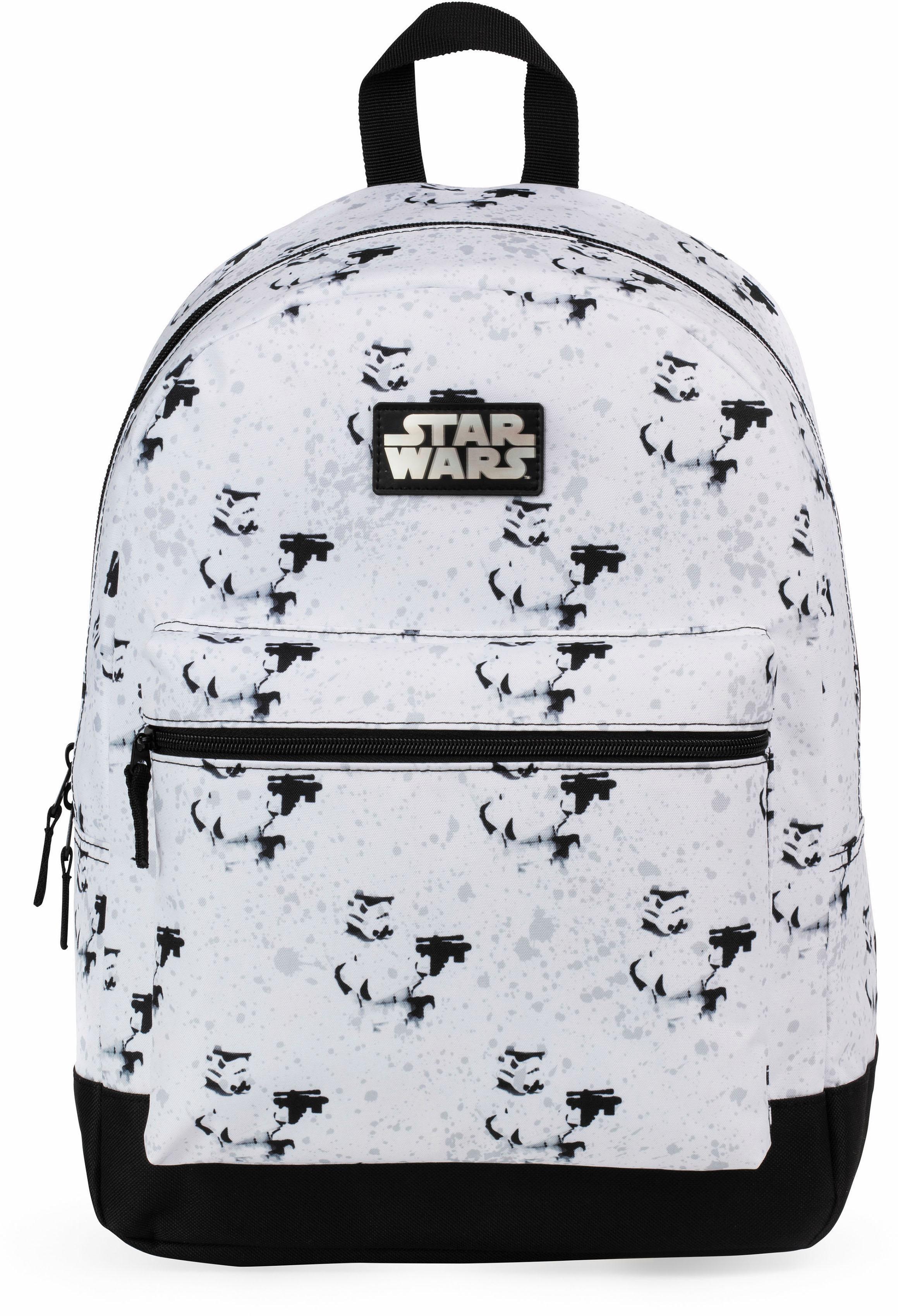 Rucksack, »Star Wars™«   Taschen > Rucksäcke > Sonstige Rucksäcke   Weiß   QUELLE