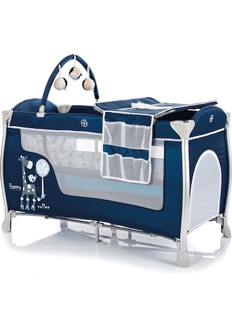 Fillikid Baby-Reisebett »Supreme, marine«, inkl. Transporttasche kaufen