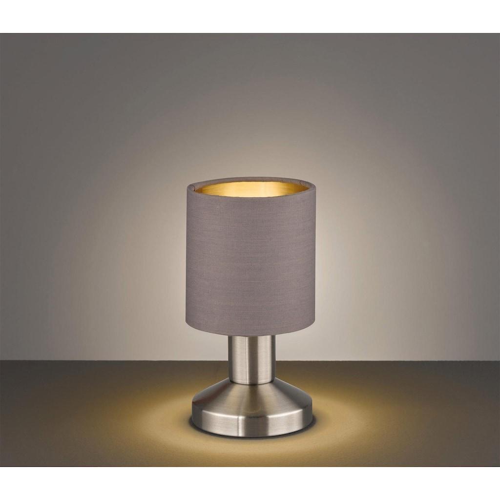 TRIO Leuchten Tischleuchte »Garda«, E14, ON/OFF-Touch Funktion, Leuchtmittel tauschbar