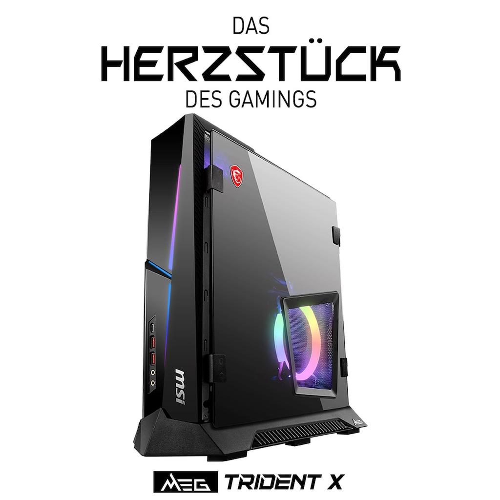 MSI PC »MEG Trident X 10SF - 1044DE Gaming PC«