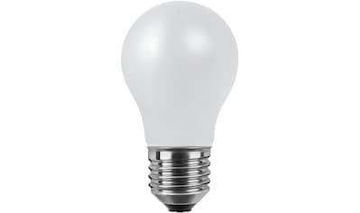 SEGULA LED-Leuchtmittel »Glühlampe«, E27, 1 St., Warmweiß, Vintage Style LED, LED Glühlampe, Glühbirne LED, matte LED Glühbirne, Glühbrine dimmbar, dimmbare LED, Retro LED, Leuchtmittel Vintage Style kaufen