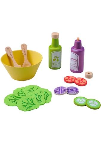 EverEarth® Spiellebensmittel »Salatset«, FSC®-Holz aus gewissenhaft bewirtschafteten... kaufen