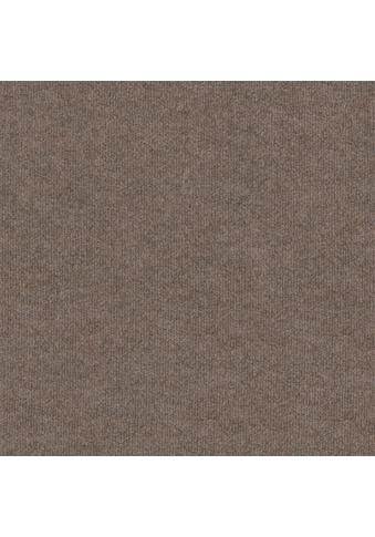 Teppichfliese »Madison beige«, 4 Stück (1 m²), selbstliegend kaufen