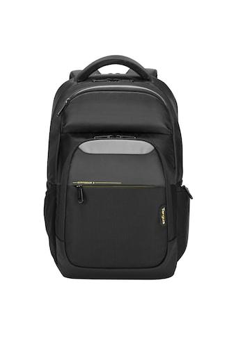 """Targus CityGear 15.6"""" Laptop Rucksack schwarz TCG660GL »CityGear« kaufen"""