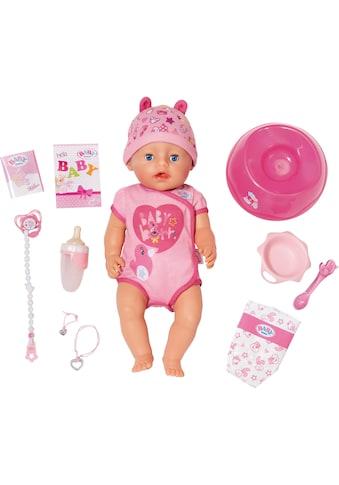 Baby Born Babypuppe »Soft Touch Girl« kaufen