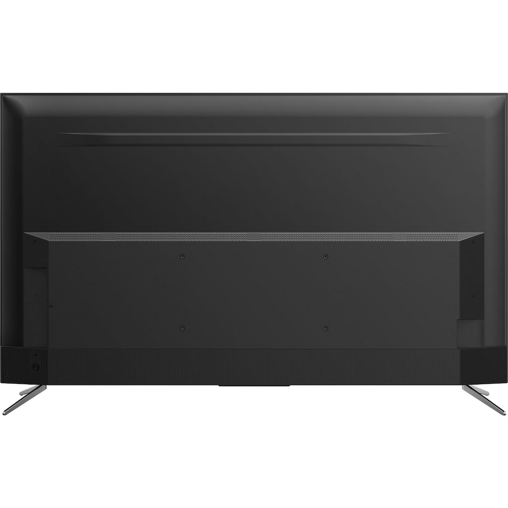 "TCL QLED-Fernseher »50C715X1«, 127 cm/50 "", 4K Ultra HD, Smart-TV"