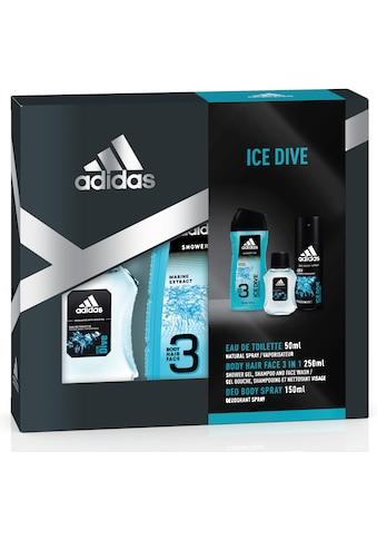 adidas Performance Duft-Set »Ice Dive«, (3 tlg.) kaufen