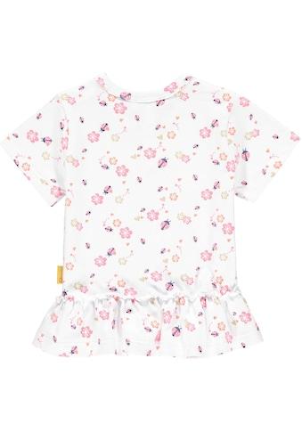 Steiff T - Shirt »mit kleiner Rüsche am saum« kaufen