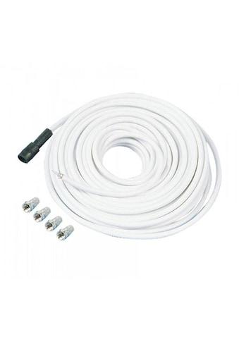 TELESTAR SAT-Kabel »SKYCABLE 100, 10 m mit 2 F-Steckern«, F-Stecker kaufen