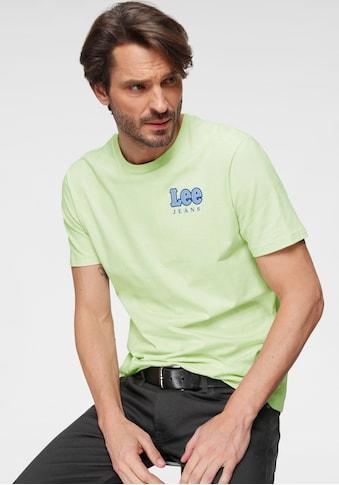 Lee® T - Shirt »CHEST LOGO TEE« kaufen
