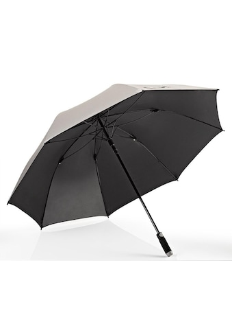 Euroschirm Stockregenschirm »birdiepal® automatic, silber«, Mit UV-Lichtschutzfaktor 50+ kaufen
