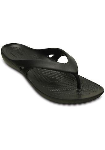 Crocs Zehentrenner »Kadee 2 Flip« kaufen