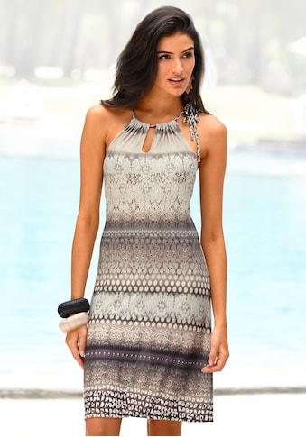 Buffalo Strandkleid, mit Alloverprint kaufen