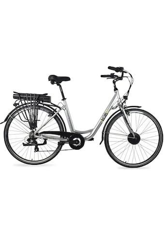 LLobe E-Bike »SilverLine«, 7 Gang, Shimano, Frontmotor 250 W kaufen