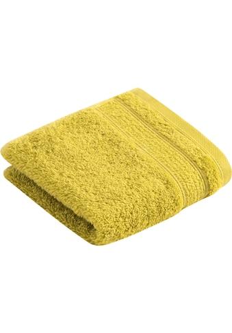 Vossen Gästehandtücher »Balance«, (3 St.), antibakteriell durch Hanf kaufen