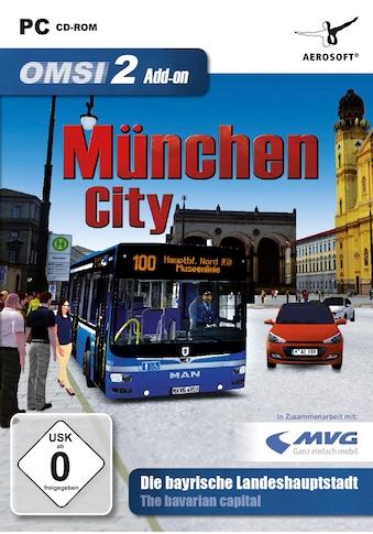 OMSI 2 Add - on München City PC kaufen