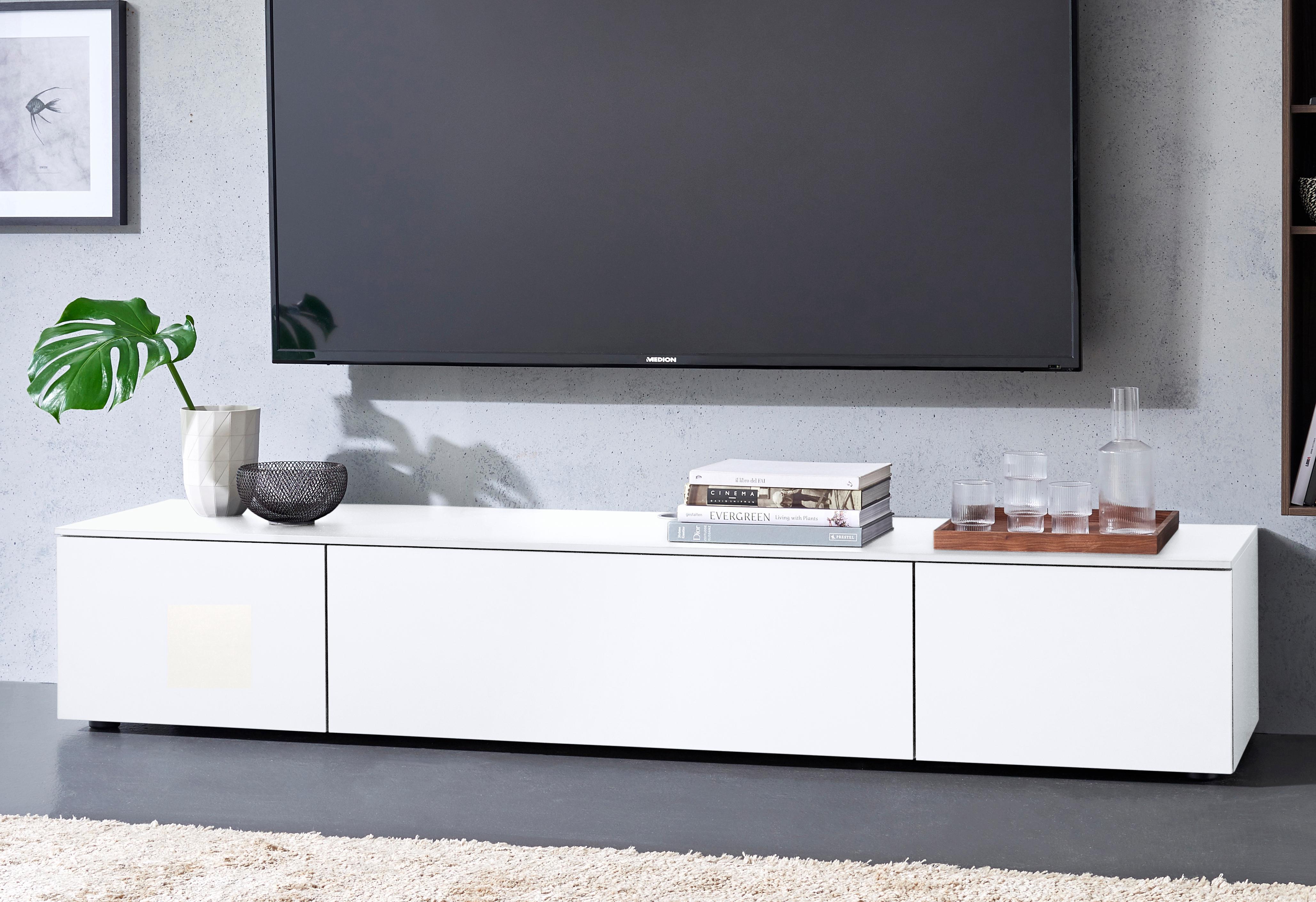 SPECTRAL Lowboard »Select«, wahlweise mit TV-Halterung, Breite 180 cm günstig online kaufen
