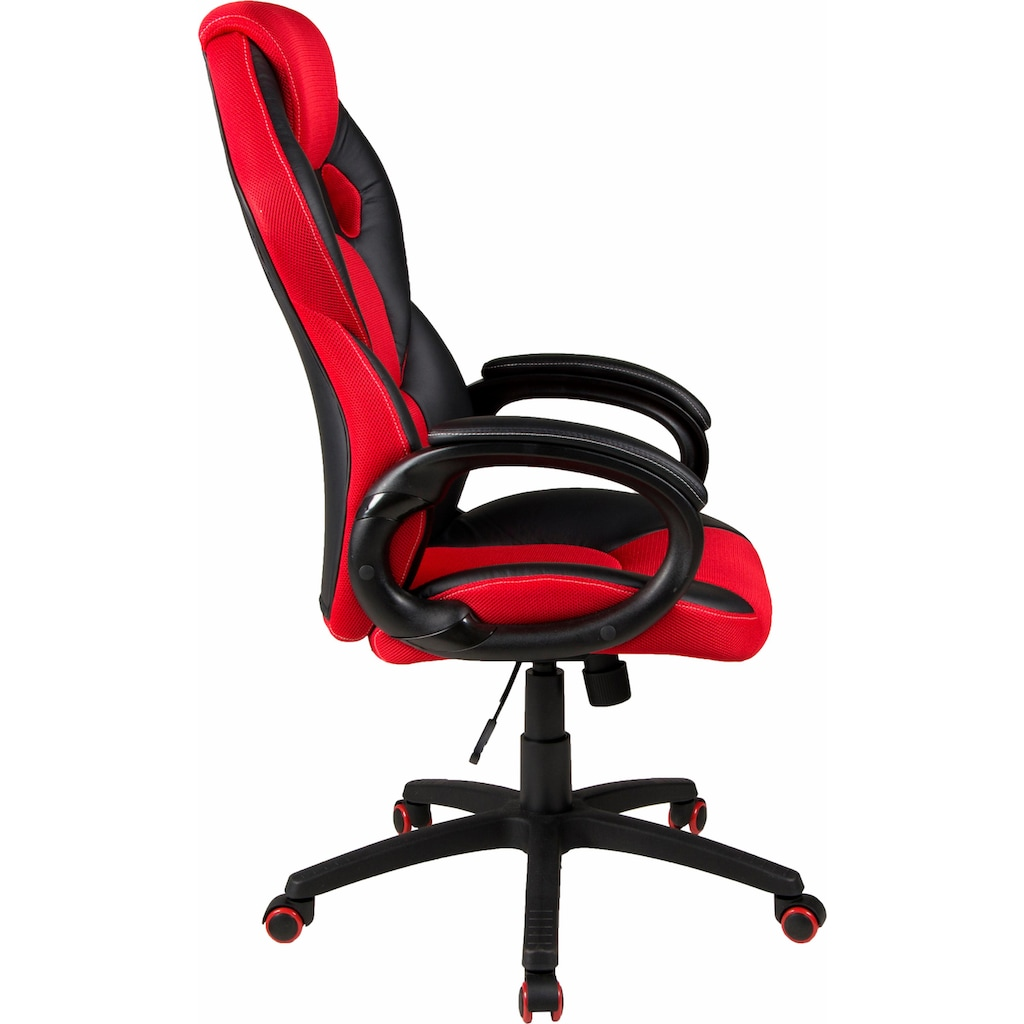 Duo Collection Gaming Chair »Samu«, mit modernem Netzstoffbezug