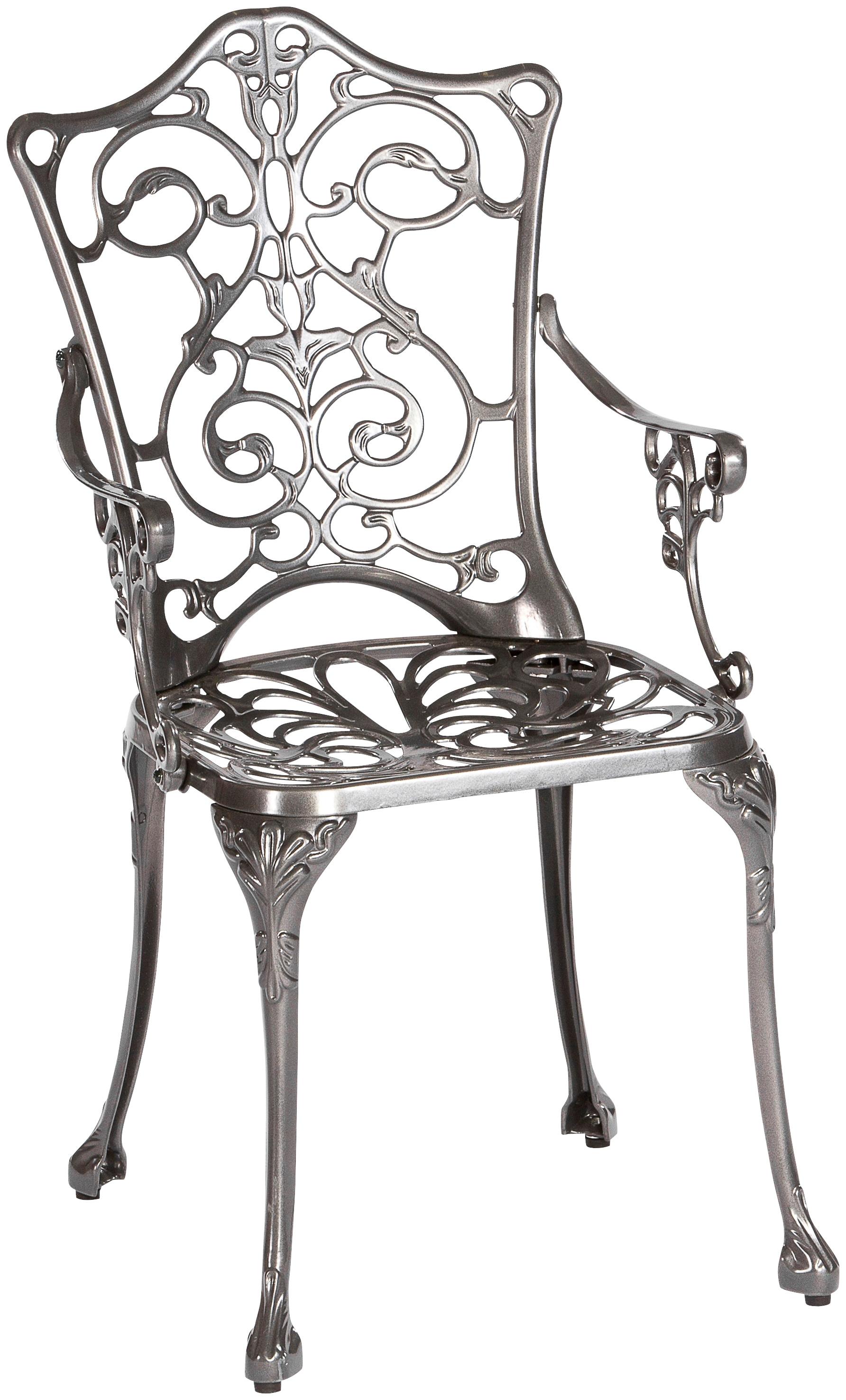 schwarz aluminium gartenst hle online kaufen m bel suchmaschine. Black Bedroom Furniture Sets. Home Design Ideas