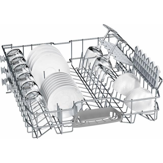 BOSCH Standgeschirrspüler Serie 2, 9,5 Liter, 12 Maßgedecke